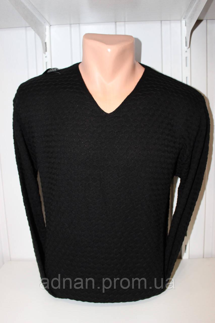 Свитер мужской DULGER, узор 003/ купиь свитер мужской оптом