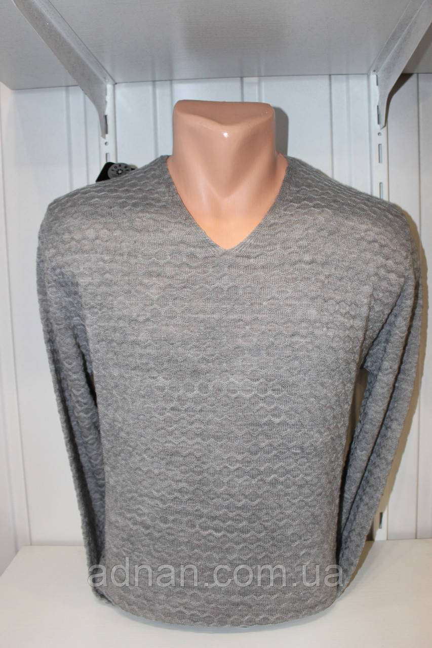 Свитер мужской DULGER, узор 005/ купиь свитер мужской оптом