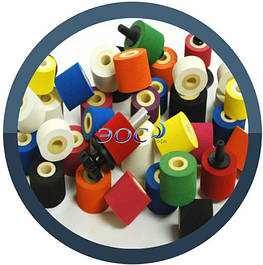 Фарбувальні ролики для датерів і маркувальників