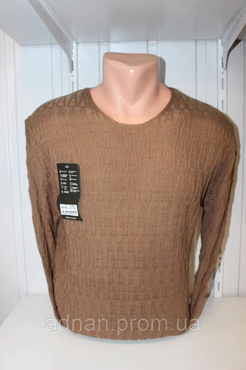 Свитер мужской DULGER, полосы 004/ купиь свитер мужской оптом