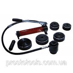 Съемник втулок гидравлический 15т 43-114 мм Torin TRK71502