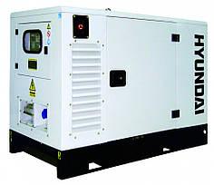 Дизельная электростанция Hyundai DHY 11 KSEM (Бесплатная доставка по Украине)