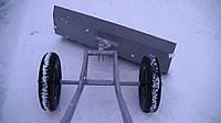 Снегоуборочная тележка (машина, візок) от завода производителя.