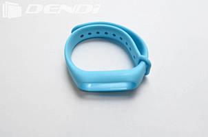 Ремешок для Xiaomi Mi Band 2 «Mi Fit» Blue
