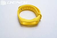 Ремешок для Xiaomi Mi Band 2 «Mi Fit» Yellow