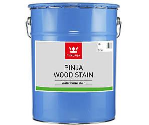 Грунтовка антисептическая TIKKURILA PINJA WOOD STAIN для древесины, 18л