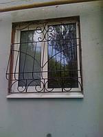 Решетки на окна из квадрата, прута
