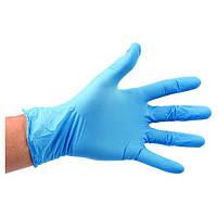 Нитриловые перчатки, S