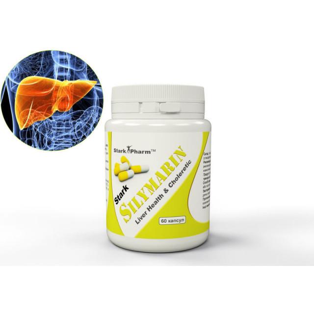 Silymarin 500 mg Stark Pharm 60 caps