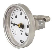 Термометр биметаллический для промышленных систем отопления