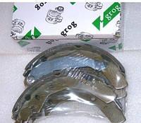 Колодки тормозные задние Матиз grog Корея 96268686, PZ-MT-1125