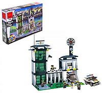 Конструктор «Brick» -  «Полицейский участок»