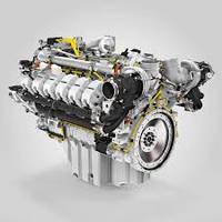 Двигатель Liebherr D 9512 A7