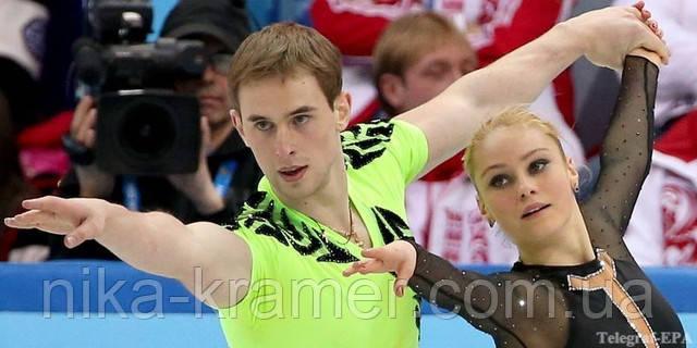 Юлия Лаврентьева/Юрий Рудык. Олимпийские Игры 2014