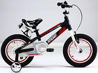 "Велосипед 2-х колесный Royal Baby Freestyle Space №1 Alloy 12"" черный"