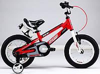"Велосипед 2-х колесный Royal Baby Freestyle Space №1 Alloy 14"" красный"
