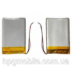 Батарея (АКБ, аккумулятор) для автонавигаторов Navi N43, N43i BT, 650 mAh, 47х33х4,0 мм