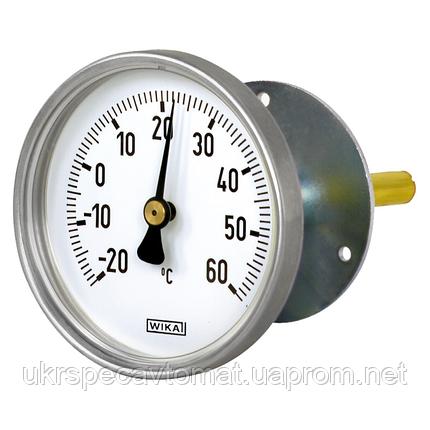 Термометр биметаллический для систем кондиционирования воздуха и холодильных установок, фото 2