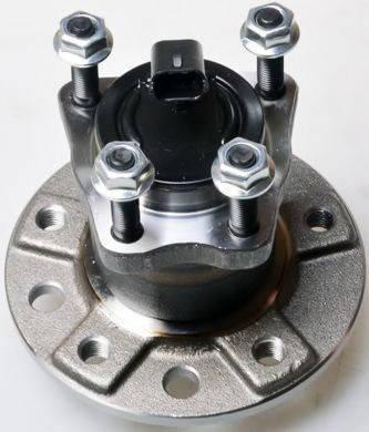 Подшипник задний Opel Astra H 1.4 / 1.6 / 1.7CDTi / 1.8 / 1.9CDTi / 2.0 ,5 отверстий - Польша, фото 2