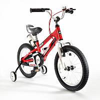"Велосипед 2-х колесный Royal Baby Freestyle Space №1 Alloy 16"" красный"