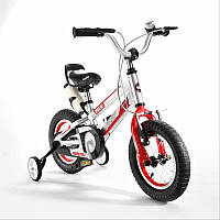 "Велосипед 2-х колесный Royal Baby Freestyle Space №1 Alloy 16"" серебро"