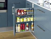 Современное решение для кухни – шкаф карго