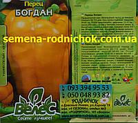 Перец Богдан семена раннего сладкого перца для открытого грунта, отличное консервирование и переработка