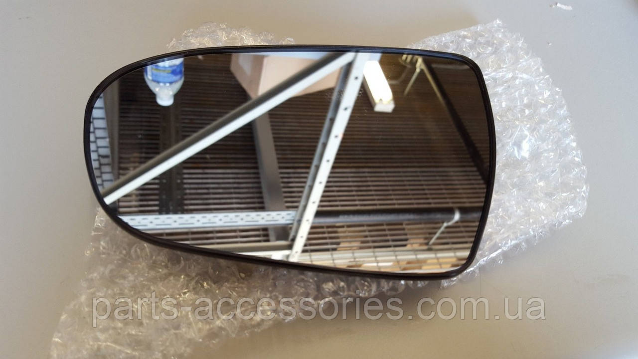 Kia Optima 2011-2013 зеркало левое стекляшка вкладыш зеркальный элемент левого зеркала Новый Оригинал
