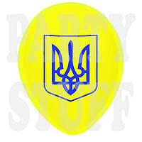 """Воздушные шарики ассорти пастель  Патриот 10"""" (26 см), 100 шт"""