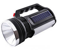 Фонарь переносной YAJIA YJ-2882T 1W+7SMD солнечная батарея