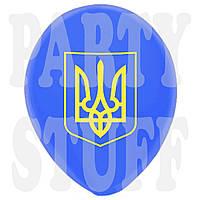 """Воздушные шарики ассорти пастель  Патриот 12"""" (30 см), 100 шт, фото 1"""