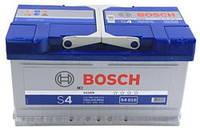 Аккумулятор автомобильный Bosch 12v, 80 Ah, 740A