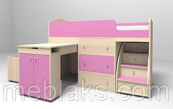 """Кровать-чердак для детей """"Малыш"""", фото 3"""