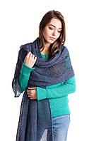 Ажурная женская шаль