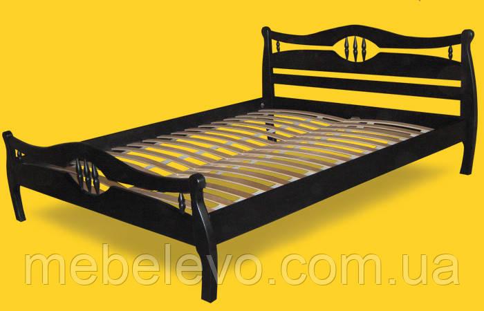 Односпальная кровать Корона-2 90 ТИС 900х1060х2085мм