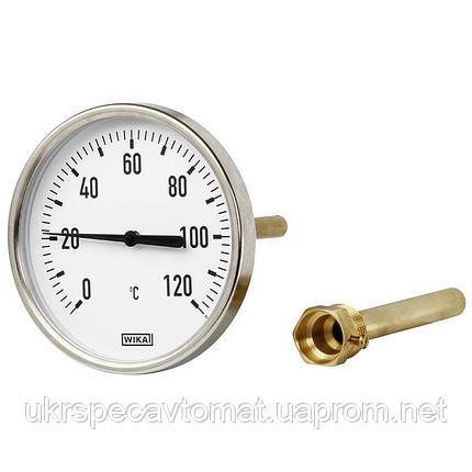 Биметаллический термометр, фото 2