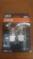 W21W Лампочки в габариты OSRAM LED W21W LED 12V 2W 6000K W3X16D LED RETROFITS PREMI холодный белый 7905CW-02B