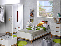 Комплект в детскую комнату Junior Provence chambre EVIDENCE blanc/hetre