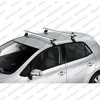 Багажник Chevrolet Aveo 4dv T300 2011- на крышу