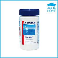 Химия для бассейнов Быстрый хлор Bayrol (Chloriclar), 1кг