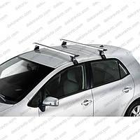 Багажник Nissan Pathfinder R51 05- на крышу без рейлингов