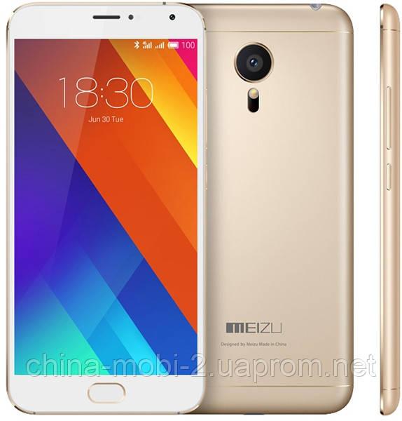 Смартфон MEIZU MX5E Octa core 3 16GB Gold