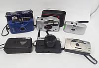 Фотоаппараты пленочные 6 шт