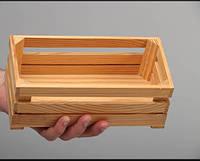 Подарочный ящик, коробка, из дерева