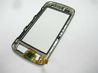 Сенсорный экран Nokia C6-01 (Tinted) с рамкой (черный)