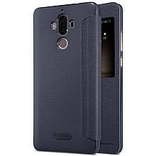 Чехол книжка Nillkin Sparkle Series Smart для Huawei Mate 9 черный