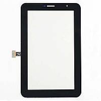 """Сенсорный экран Samsung P3100 (Galaxy Tab 2-7"""") (3G) (черный)"""