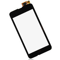 Сенсорный экран Nokia N300 (Asha)  (черный)