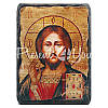 Деревянная икона Христос Спаситель, 17х23 см., фото 4