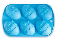 """Силиконовая форма """"Яйца пасхальные"""""""